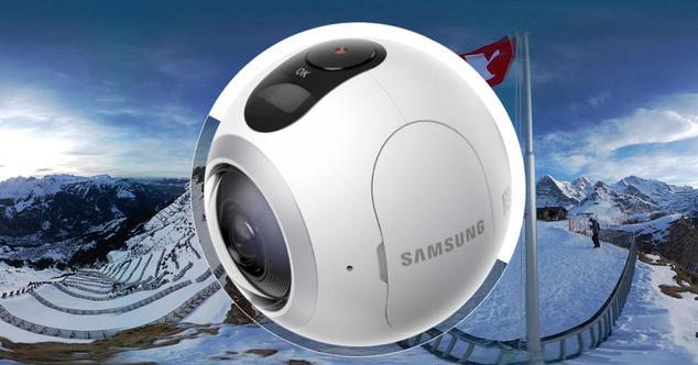 Ver noticia 'Samsung Gear 360, desde hoy en preventa en España por 349 euros'