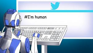 ¿Cómo detectar a los bots en Twitter? 3 millones de usuarios no son humanos