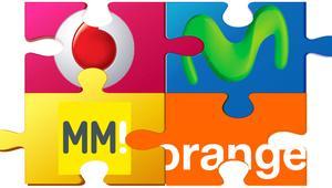 Comparativa: Nuevas modalidades Movistar Fusión+ vs Vodafone, Orange y MásMóvil