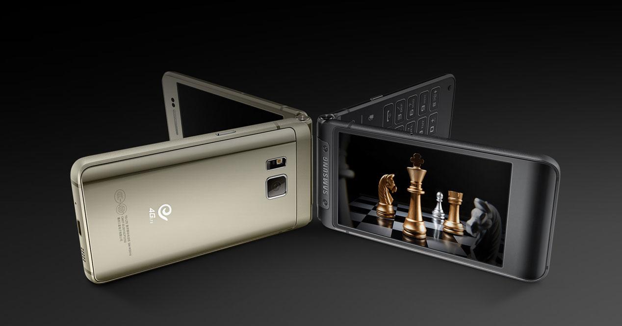 Terminales de concha de Samsung