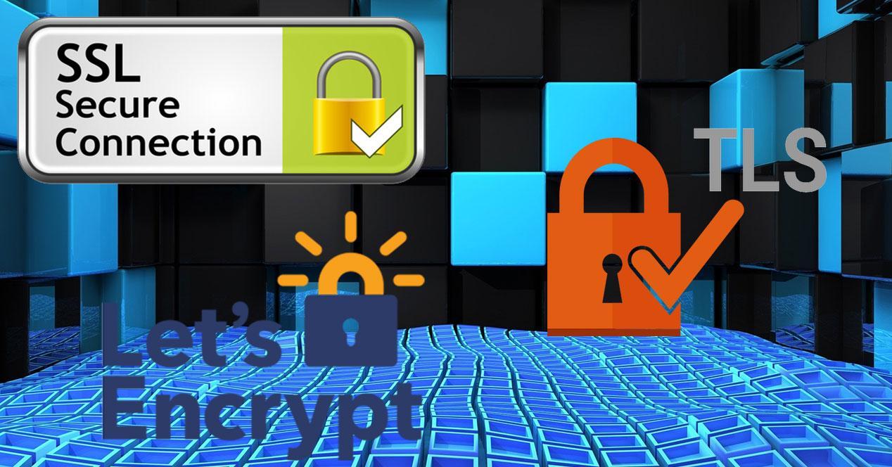 ssl tls let's encrypt
