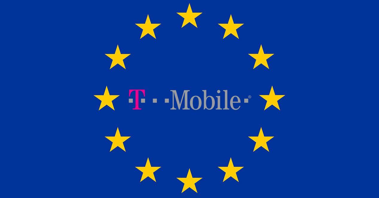 t mobile europa