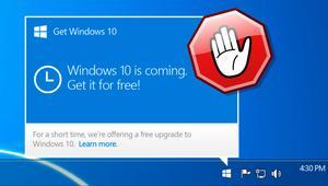 Microsoft recula y te permitirá rechazar Windows 10 más fácilmente