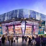 Así es el estadio de deportes del futuro