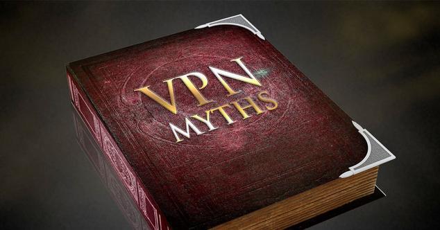 mitos sobre las VPN