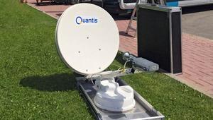 Quantis ofrece Internet por satélite sin límites desde 46 euros