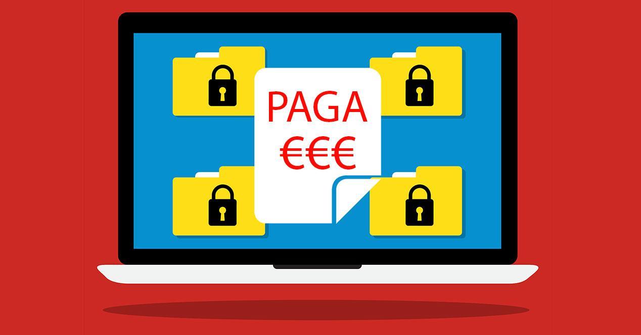 ransomware paga €