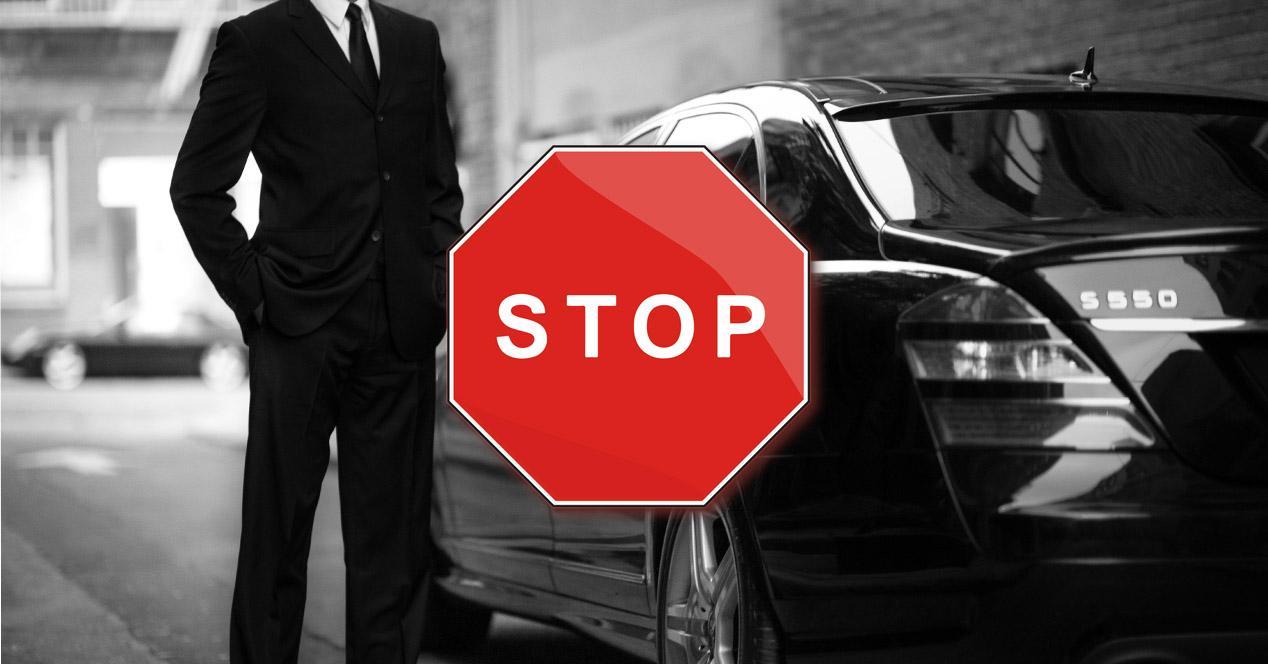 stop uber