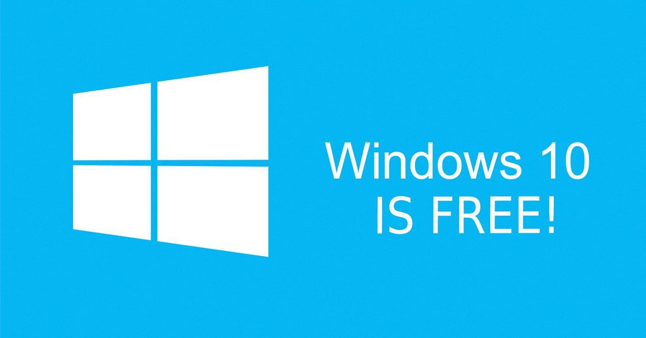actualización gratuita a Windows 10