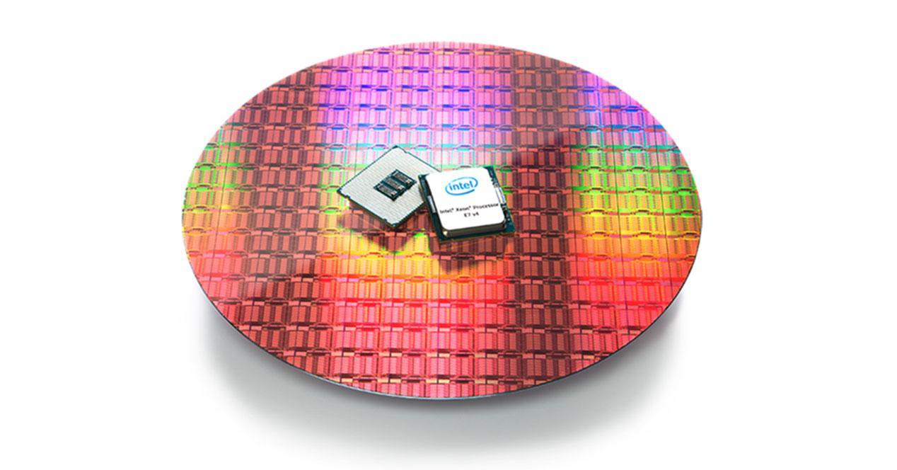 intel xeon E7-8800 v4