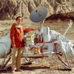 La NASA digitalizará los datos del Viking 1, primer aterrizador marciano