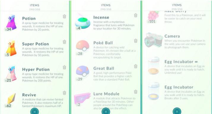 trucos pokemon go actualizados