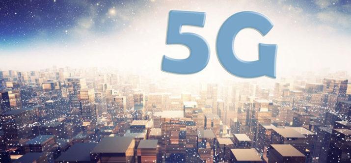El 5G en la ciudad
