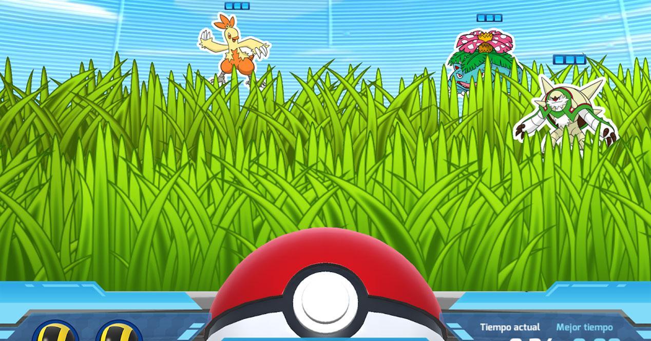 Campamento Pokemon Android
