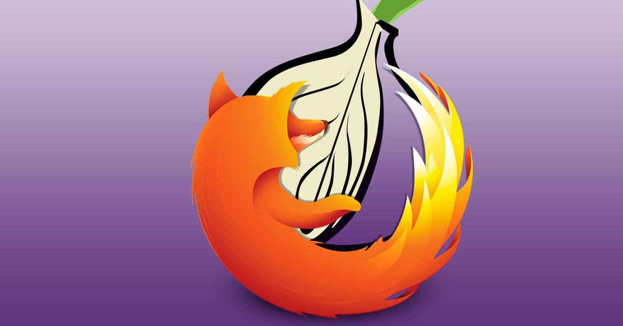 Ajustes privacidad de Tor en Firefox