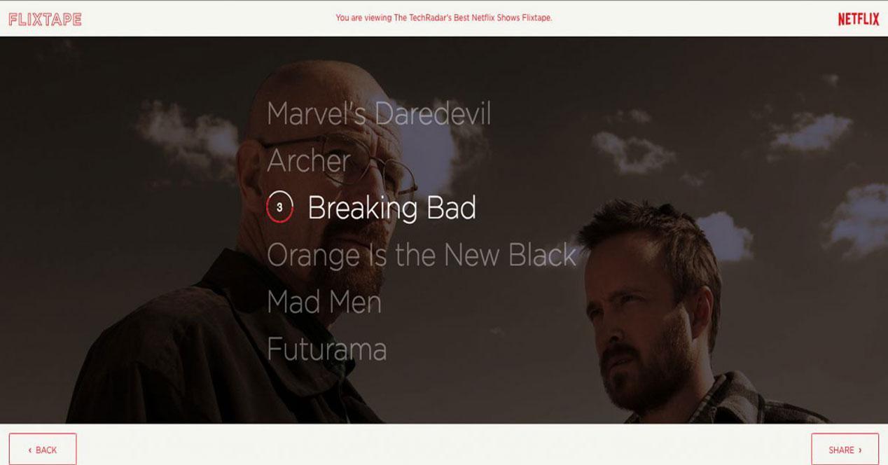 Netflix Flixtape