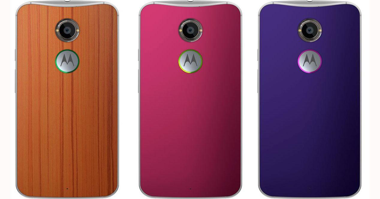 Familia Motorola Moto X