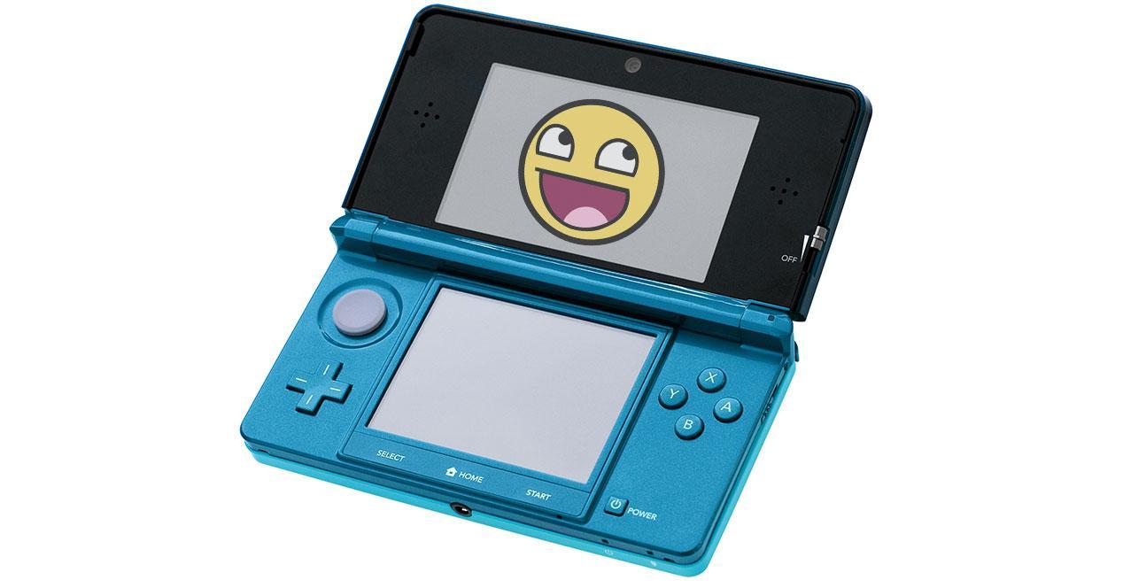 Nintendo-3DS- smiley face