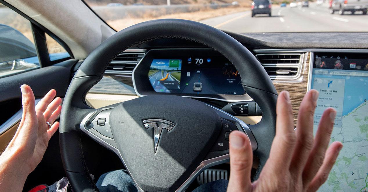 Piloto automatico de Tesla
