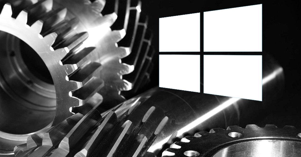 Ajustes Windows 10