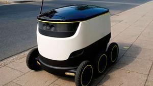 Estos robots comenzarán a hacer repartos a domicilio este mismo mes en algunas ciudades europeas
