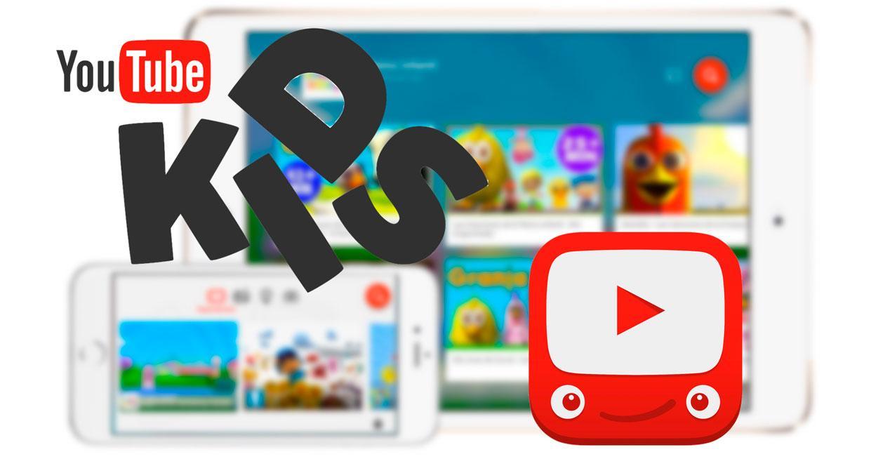 YouTube Kids, así es el servicio para niños que llega hoy a España