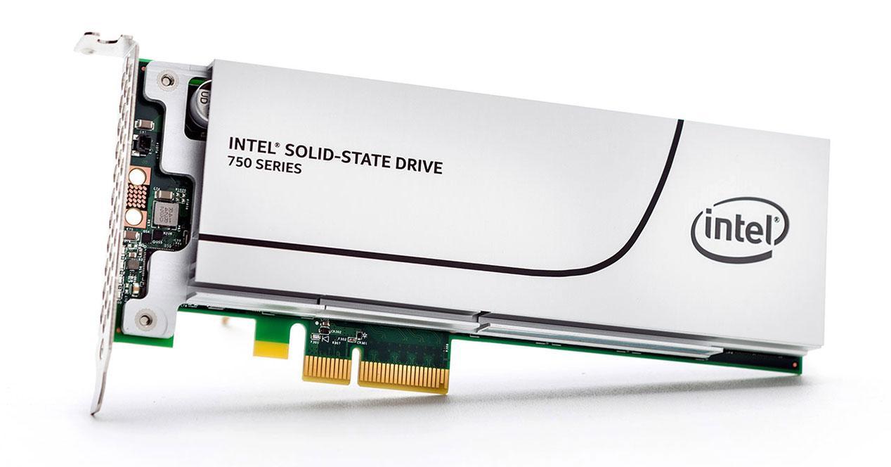 intel SSD pci-e