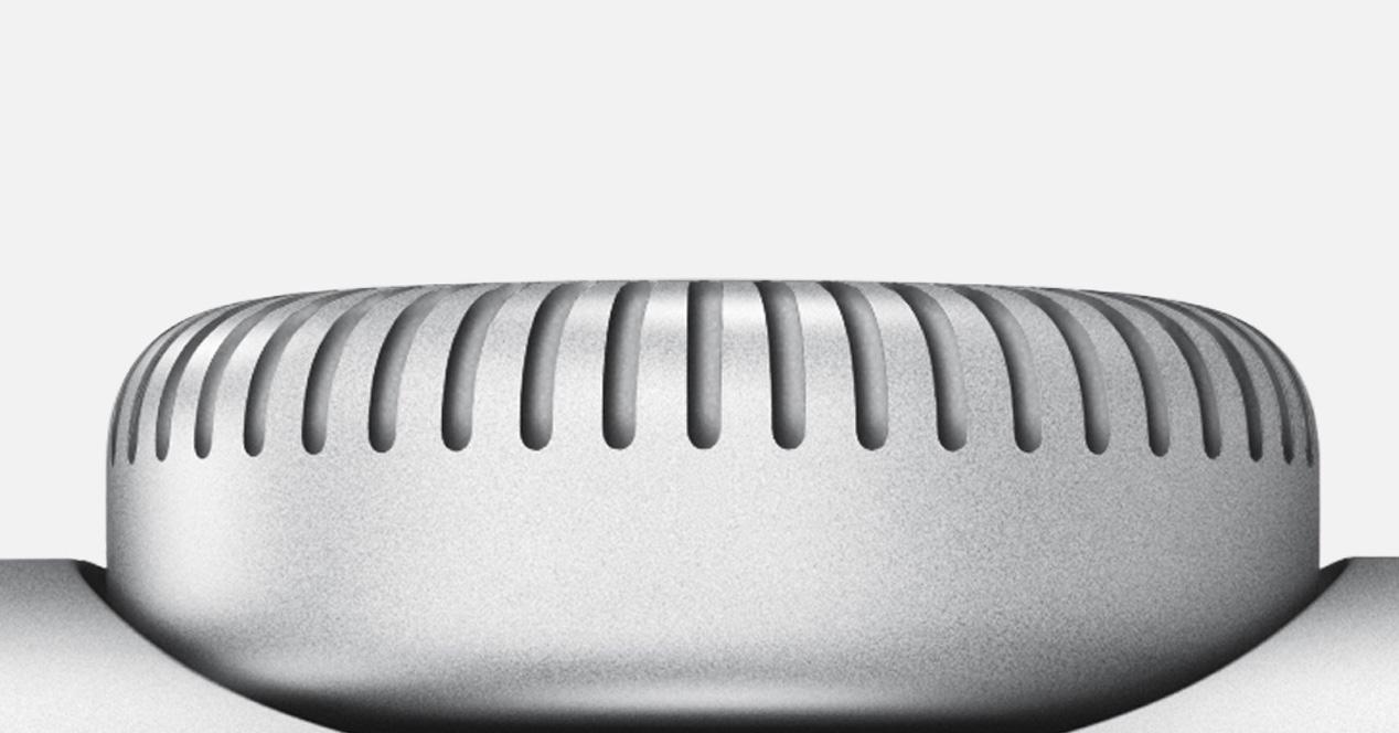 Ver noticia 'Noticia 'Apple podría llevarse la corona digital del Apple Watch a nuevos iPhone''