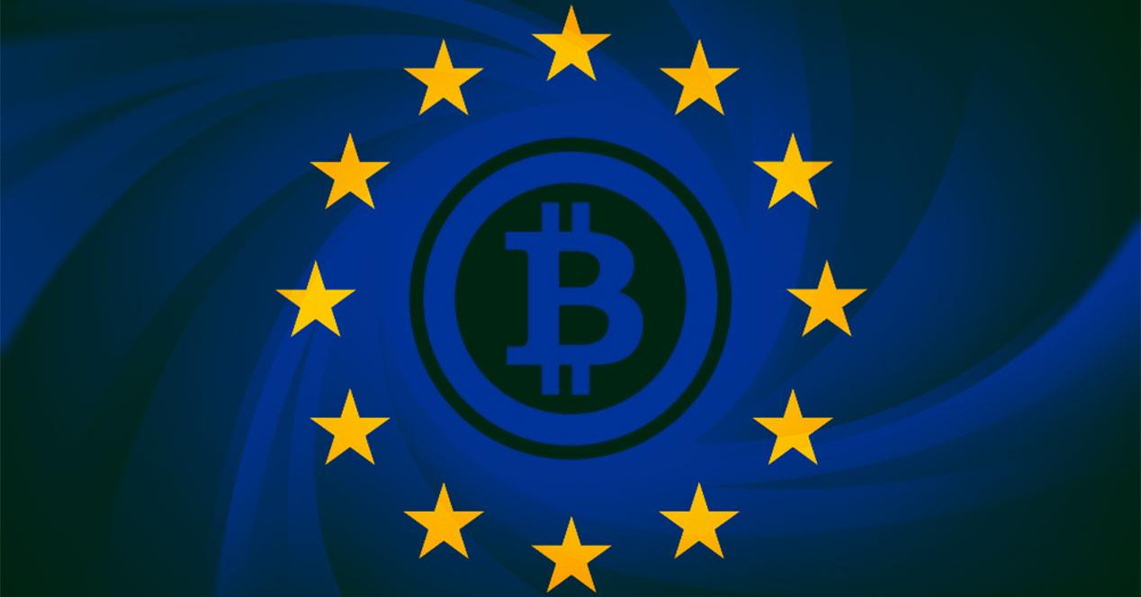 union europea bitcoin anonimato