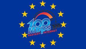 Europa quiere conexiones de 100 Mbps en todos los hogares en menos de una década