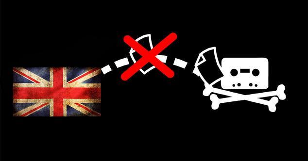 reino unido pirateria condena
