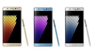 La cámara del Samsung Galaxy Note 7 al descubierto