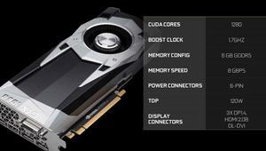 NVIDIA GTX 1060, la respuesta a la AMD RX 480 por 283 euros