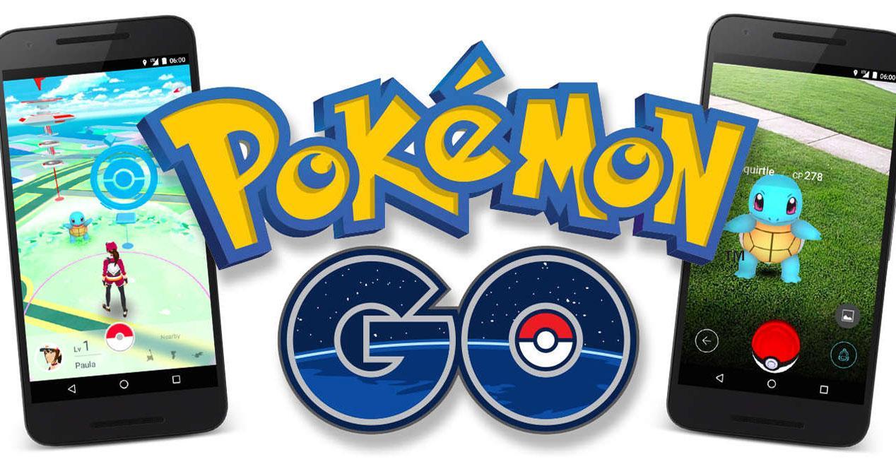 Juego de Pokemon Go