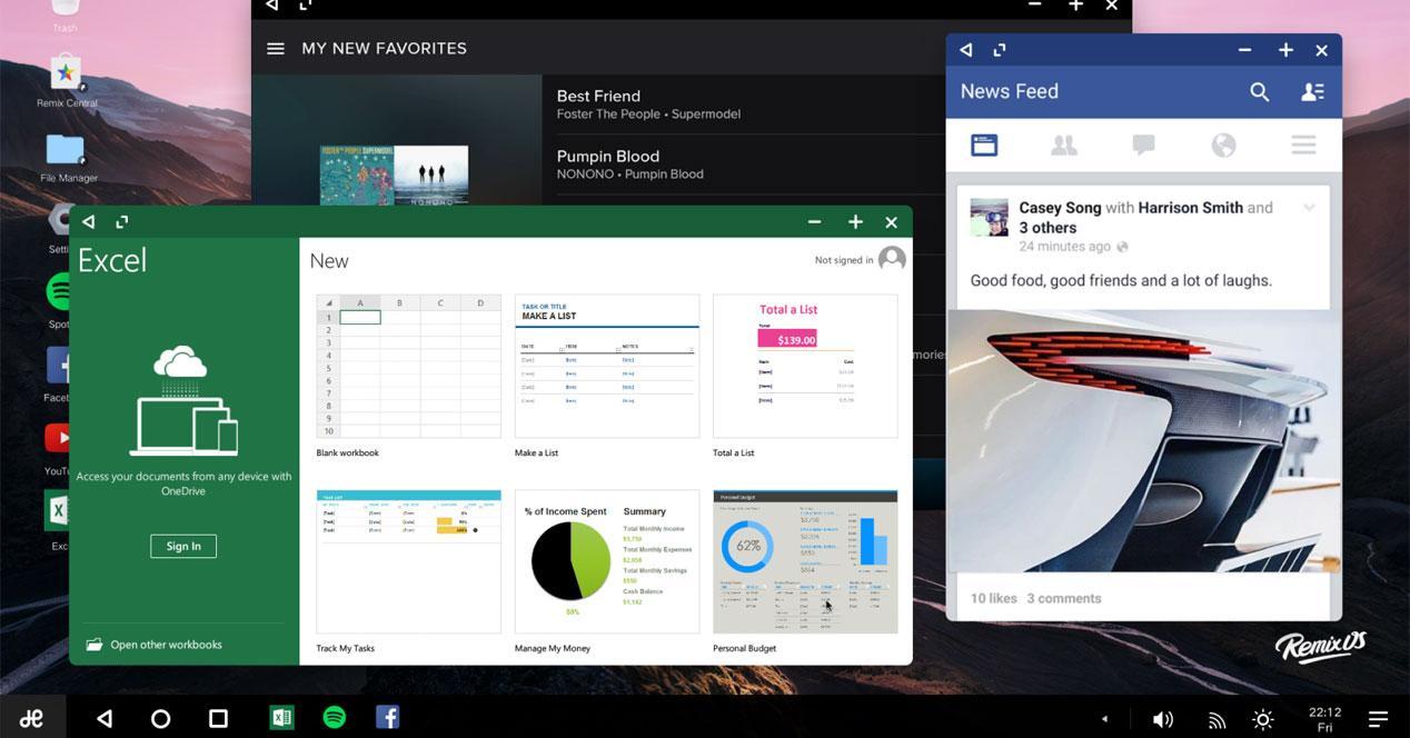 Llega Remix OS 3.0, el sistema operativo para tener Android ...