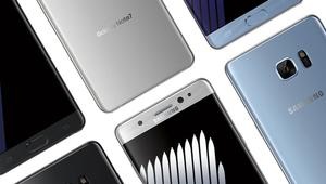 Filtrado el Samsung Galaxy Note 7 en varias fotos