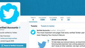 Cómo conseguir una cuenta verificada de Twitter con insignia azul