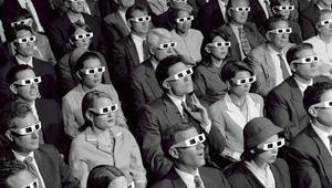 Esta pantalla de cine permite ver 3D sin gafas desde cualquier punto