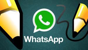 En un futuro podremos hacer dibujos  y aplicarles efectos en WhatsApp