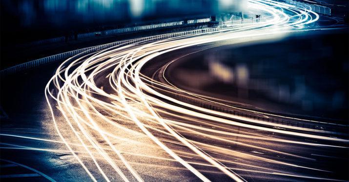 carretera conectados coches