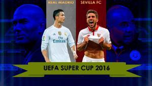 Cómo ver la Supercopa entre Real Madrid y Sevilla en TV y en móvil, aunque estés de vacaciones