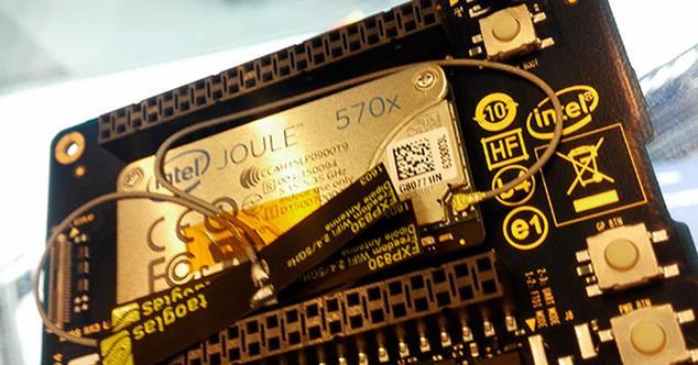 Ver noticia 'Joule, la potente respuesta de Intel a la Raspberry Pi'