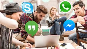 Gestiona todos los mensajes de tus aplicaciones de mensajería con estas herramientas desde el PC o el móvil