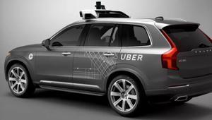 Uber comenzará este mismo mes a recoger a sus clientes con coches semiautónomos