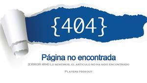 Adiós a los errores 404 gracias a este nuevo proyecto de Firefox