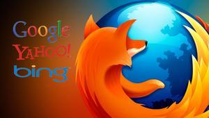 Firefox permitirá realizar búsquedas utilizando diferentes motores desde la barra de direcciones
