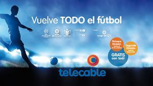 telecable detalla el precio de su oferta de 'todo el fútbol' para la próxima temporada