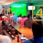 Vodafone llevará el fútbol en 4K a los bares
