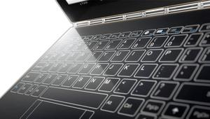 Lenovo Yoga Book, 2 en 1 con teclado halo táctil, y Yoga 910, el más fino del mundo