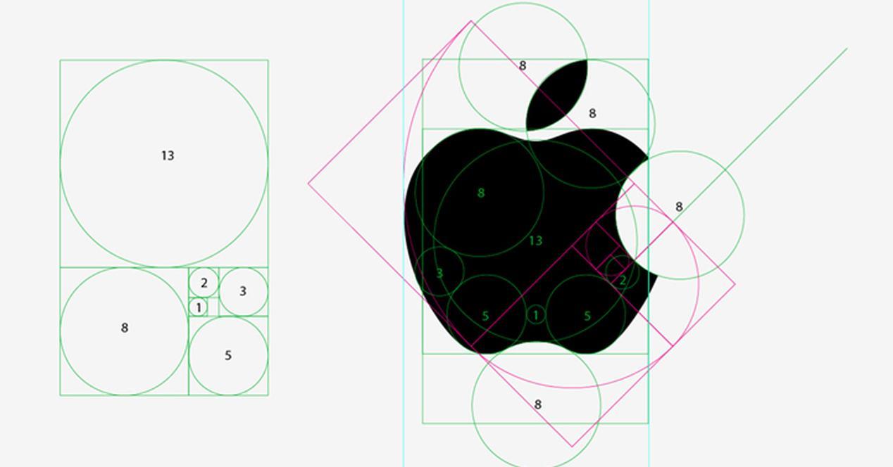 logo apple diseño